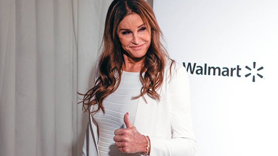 Caitlyn Jenner attending the Elton John AIDS Foundation Viewing Party held at West Hollywood Park, Los Angeles, California, USA.