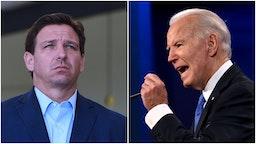DeSantis/Biden