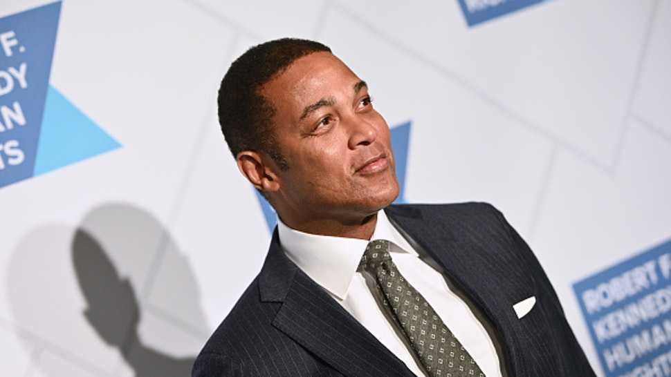 NEW YORK, NEW YORK - DECEMBER 12: Don Lemon attends the Robert F. Kennedy Human Rights Hosts 2019 Ripple Of Hope Gala & Auction In NYC on December 12, 2019 in New York City.
