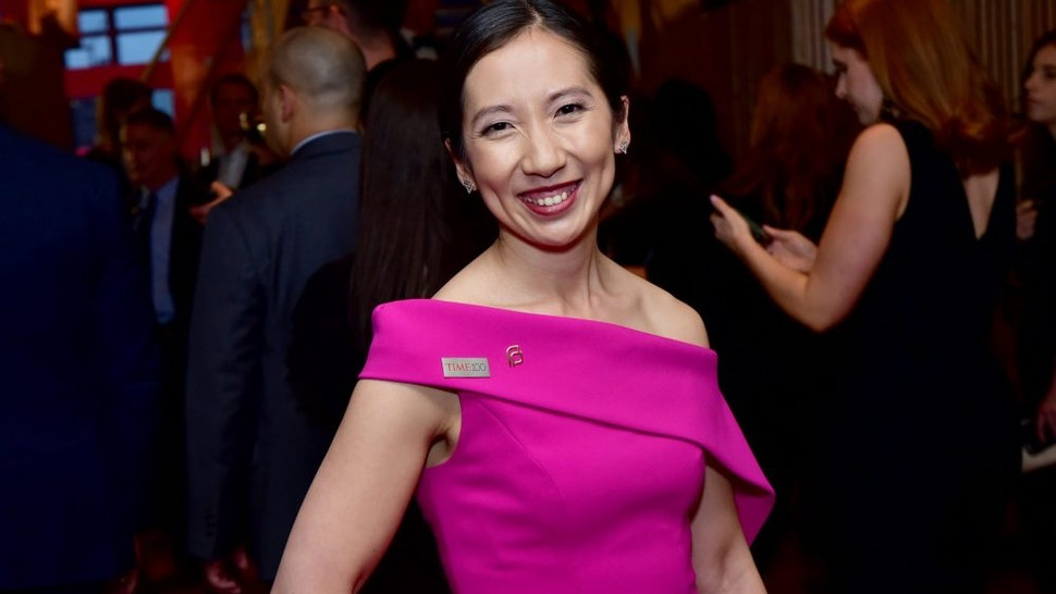 NEW YORK, NEW YORK - APRIL 23: Dr. Leana Wen attends the Time 100 Gala 2019 at Jazz at Lincoln Center on April 23, 2019 in New York City.