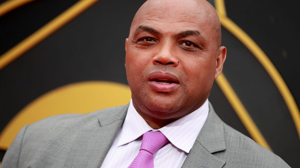 SANTA MONICA, CALIFORNIA - JUNE 24: Charles Barkley attends the 2019 NBA Awards at Barker Hangar on June 24, 2019 in Santa Monica, California.