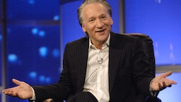 Bill Maher of Real Time with Bill Maher during HBO Winter 2007 TCA Press Tour in Los Angeles, California, United States.