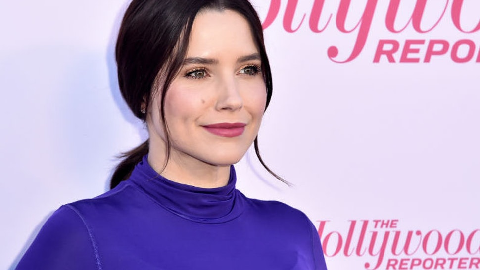 Actor Sophia Bush attends The Hollywood Reporter's Power 100 Women in Entertainment at Milk Studios on December 11, 2019 in Hollywood, California.