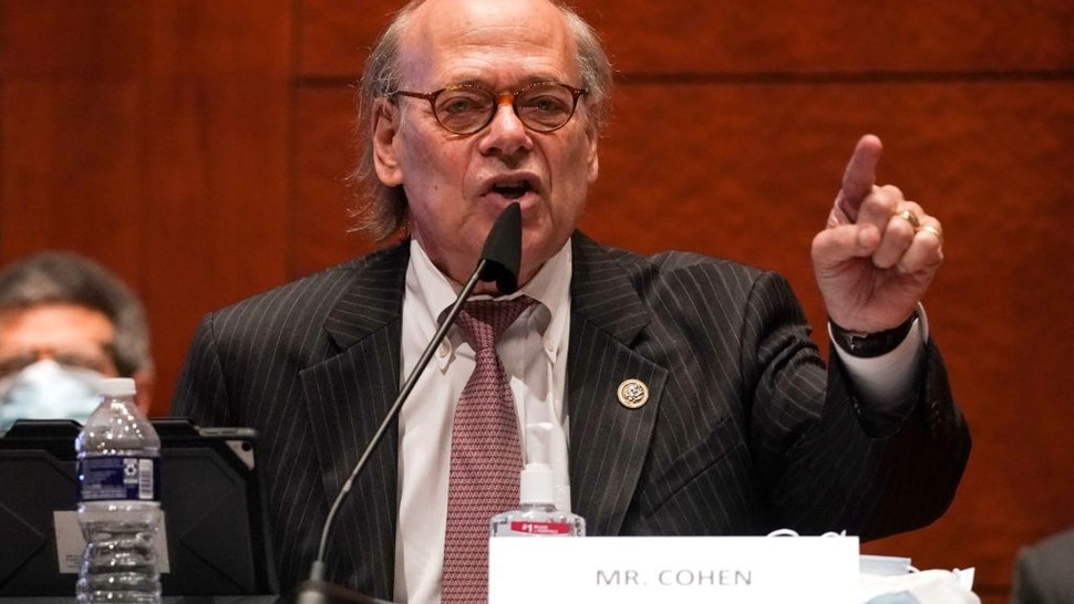 US Representative Steve Cohen