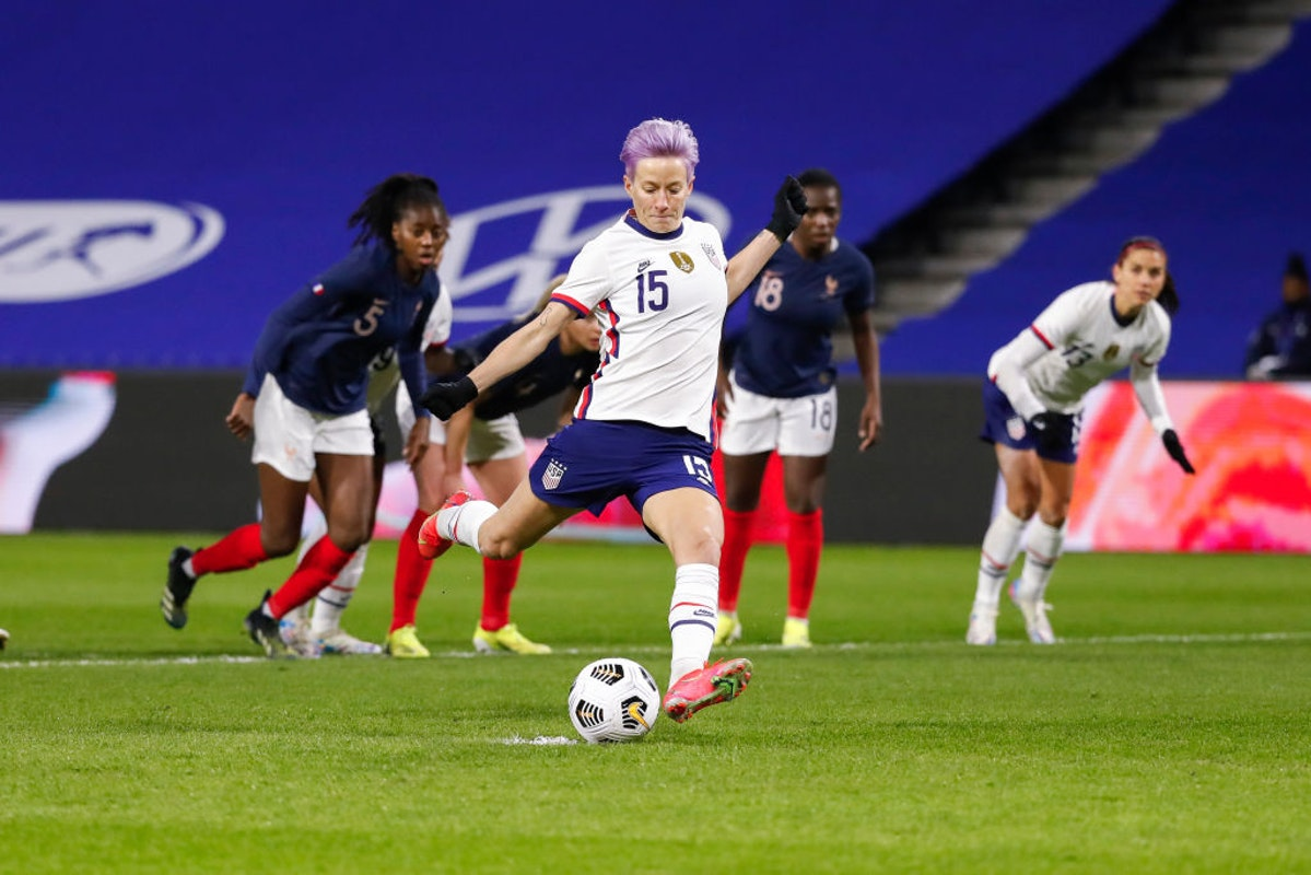 U.S. Women's Soccer Players Refused The Same Pay Structure As Men. Now They're Claiming 'Sexism' Led To Difference.