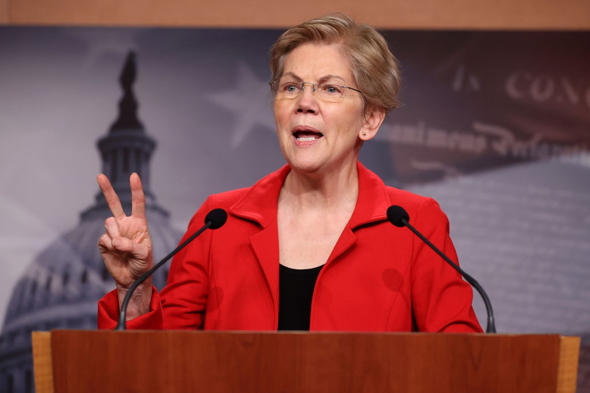 Elizabeth Warren Calls For Police Reforms After Refusing To Debate Tim Scott's Bill