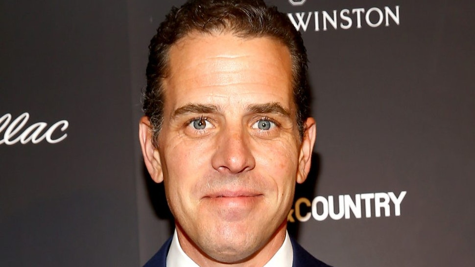 """Hunter Biden attends the T&C Philanthropy Summit with screening of """"Generosity Of Eye"""" at Lincoln Center with Town & Country on May 28, 2014 in New York City."""