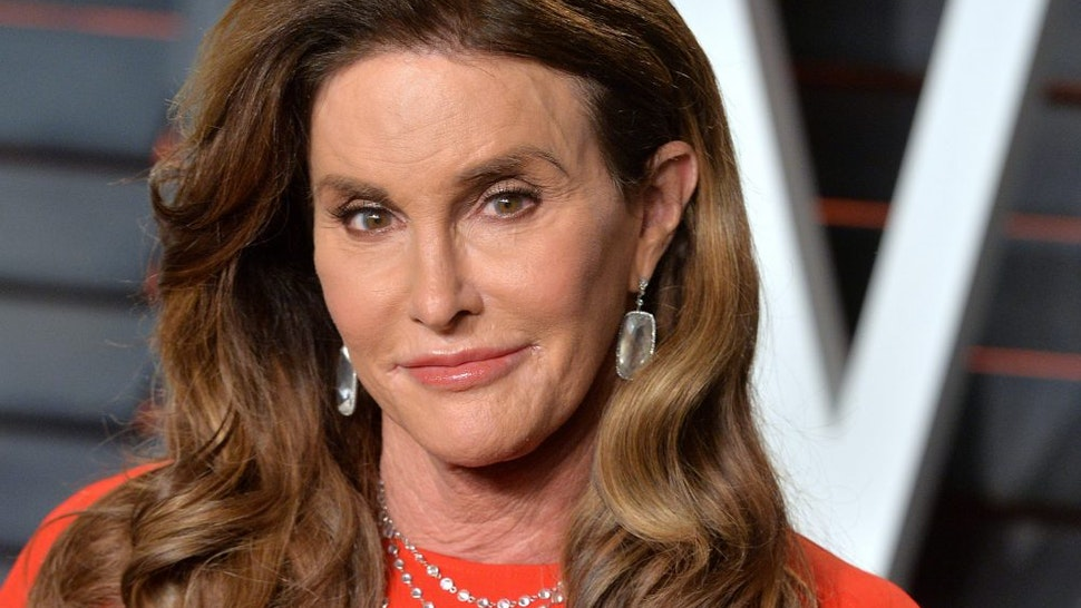 BEVERLY HILLS, CA - FEBRUARY 28: Caitlyn Jenner attends the 2016 Vanity Fair Oscar Party hosted By Graydon Carter at Wallis Annenberg Center for the Performing Arts on February 28, 2016 in Beverly Hills, California.