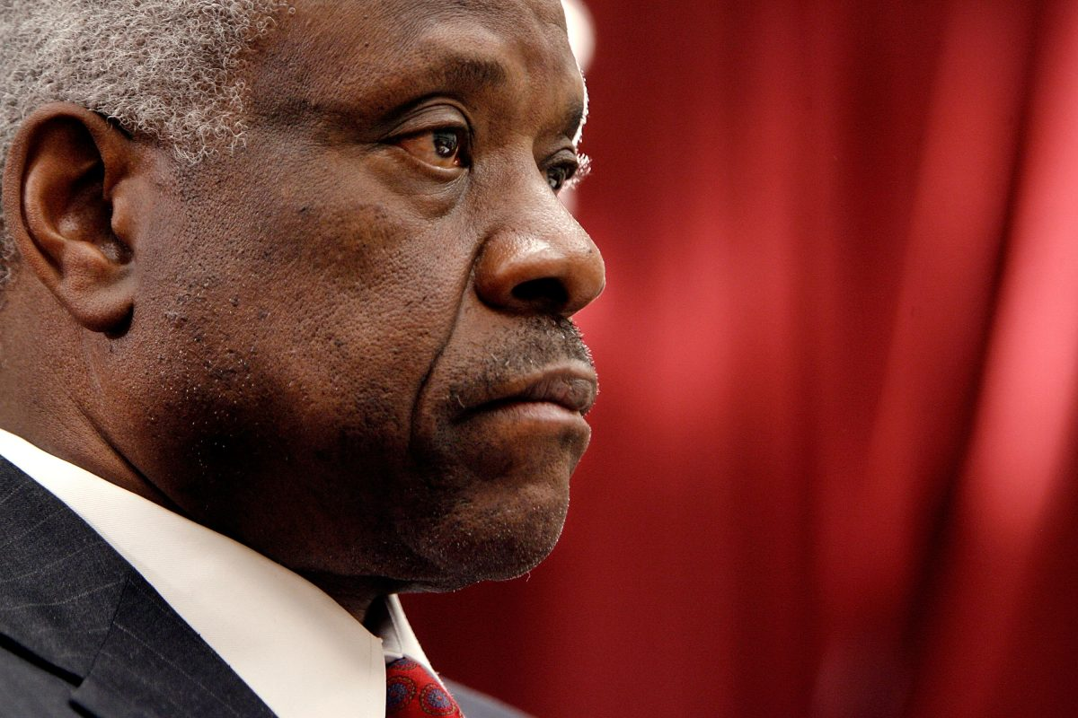Clarence Thomas Hints That Congress Could Strip Social Media Giants Of First Amendment Protections, Comparing Them To 'Public Accommodations'