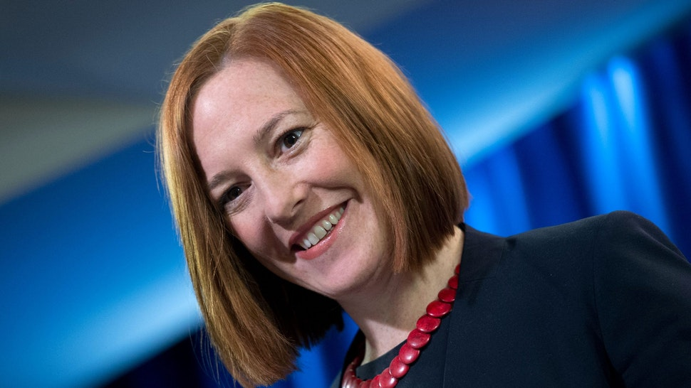 Psaki On Puddin' Head Cracking Down On Second Amendment Rights: This Is Only The Beginning; More Is Coming