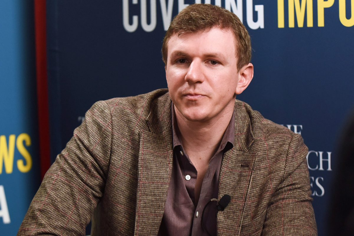 Twitter Permanently Bans Journalist James O'Keefe After He Releases Videos Damaging To CNN