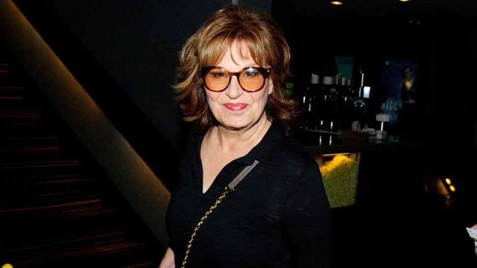 "NEW YORK, NY - SEPTEMBER 3: Joy Behar attends Bergdorf Goodman And Warner Bros. Host A Special Screening Of ""The Goldfinch"" at Cinema 123 on September 3, 2019 in New York City."
