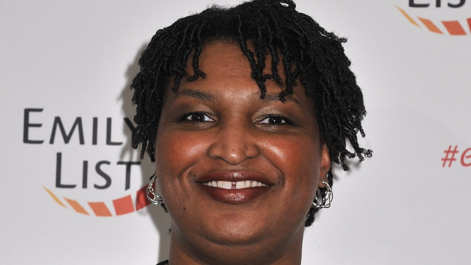 WASHINGTON, DC - MARCH 03: Georgia House Minority Leader Stacey Abrams attends EMILY's List 30th Anniversary Gala at Washington Hilton on March 3, 2015 in Washington, DC.