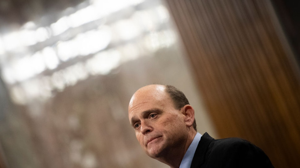 UNITED STATES - December 14: Rep. Tom Reed, R-N.Y., attends a news conference with a group of bipartisan lawmakers to unveil a proposal for a COVID-19 relief bill in Washington on Monday, Dec. 14, 2020.