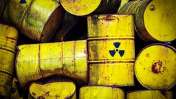 Toxic Waste Containers