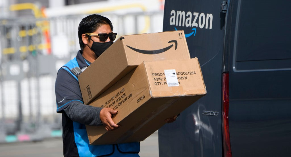 In Apology, Amazon Admits Some Drivers Have To Pee In Bottles
