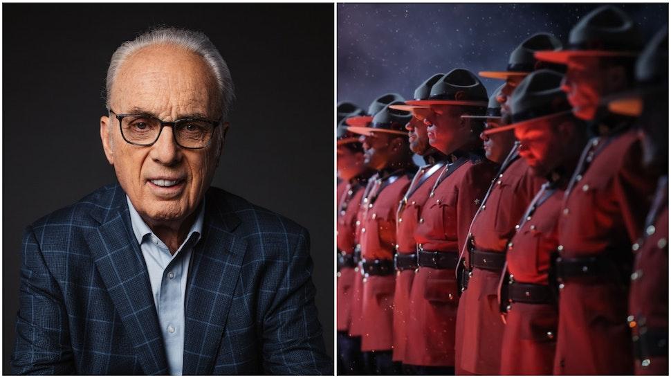 John MacArthur and Royal Canadian Mounted Police