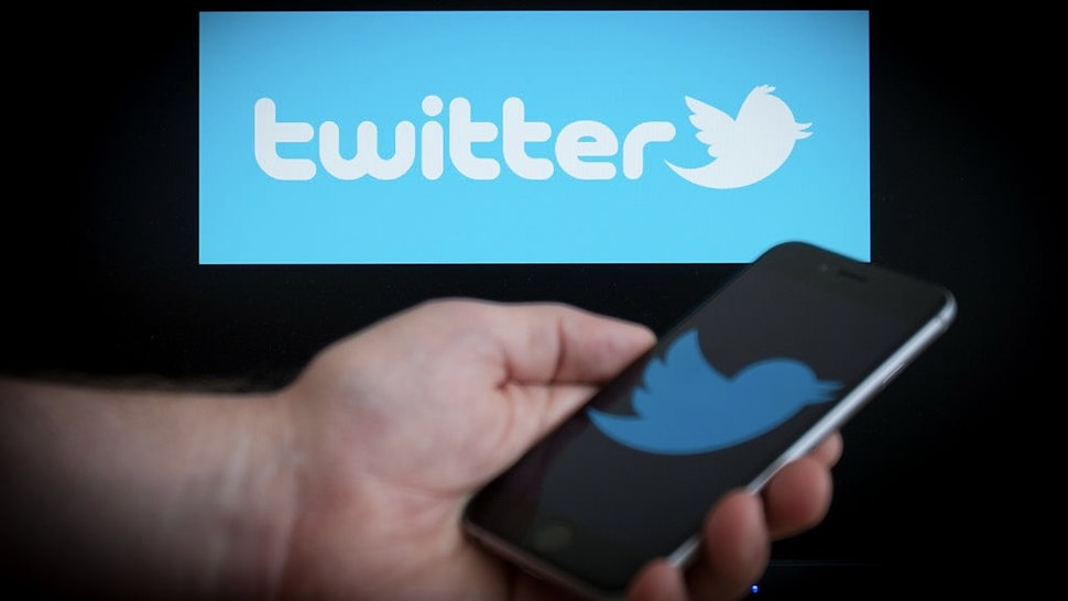 According to a source from Bloomberg news Twitter will soon allow an expansion of it's 140 character limit. At the moment 23 character spaces are taken up by links and photos. In March Twitter CEO Jack Dorsey claimed there would be no change so as to keep the brevity of the moment of a tweet. (Photo by Jaap Arriens/NurPhoto)