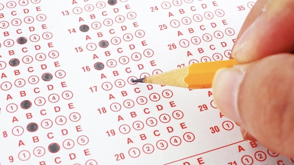 Exam - stock photo Exam yenwen via Getty Images