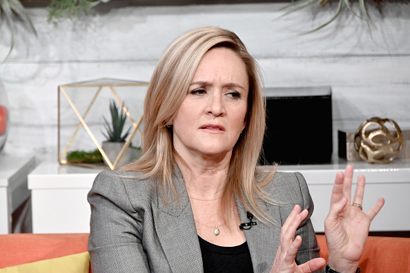 WATCH: Samantha Bee Tells Republicans To 'Stop Transphobic' Bills And 'Mind Their Own F***ing Business'