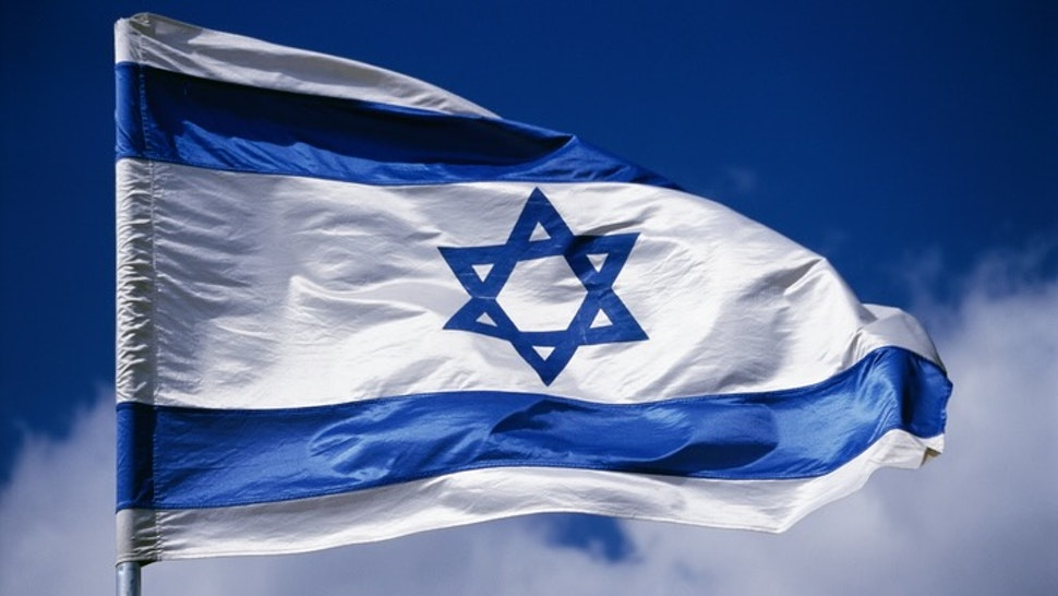 Israeli Flag - stock photo Carl & Ann Purcell via Getty Images