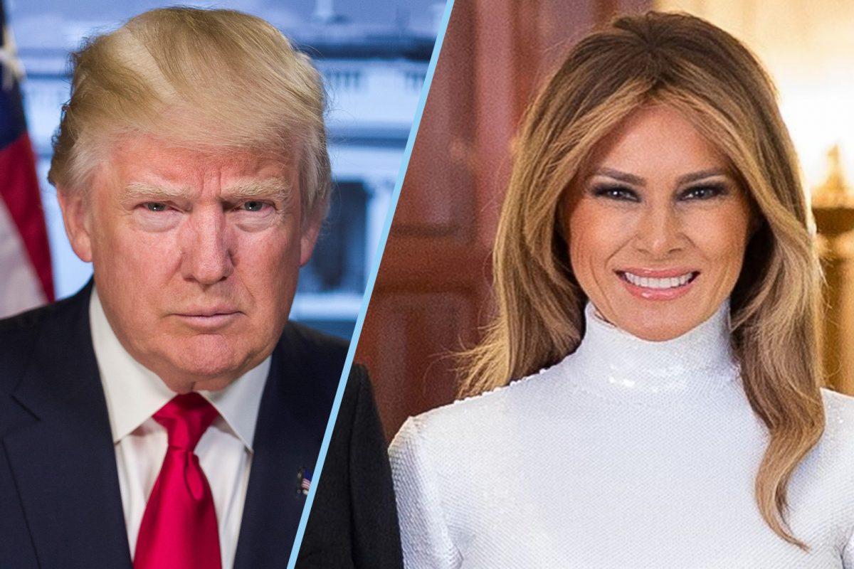 EXCLUSIVE: 'The Press Is Just Horrible!' Donald Trump Says Media 'Ravaged' Melania Trump