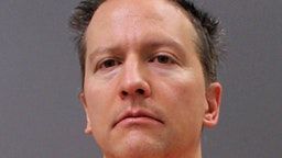 MINNEAPOLIS, MN - APRIL 21: In this photo provided by the Minnesota Department of Corrections, former Minneapolis police officer Derek Chauvin poses for a booking photo after his conviction April 21, 2021 in Minneapolis, Minnesota. Chauvin was found guilty on all three charges in the murder of George Floyd. (Photo by Minnesota Department of Corrections via Getty Images)