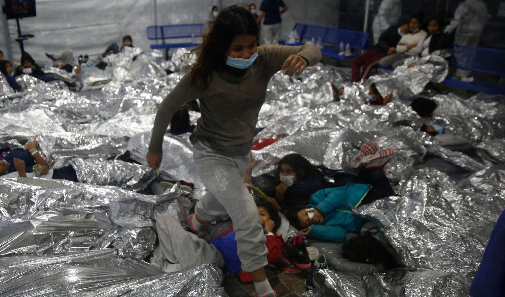 Texas Democrat: Biden Admin Misleading Public With Photos Of Empty Migrant Facilities, 'They're Right Next Door'