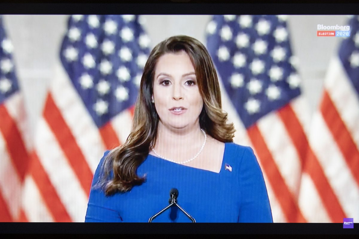 BREAKING: Republicans Elect Elise Stefanik To GOP Leadership After Kicking Liz Cheney To Curb