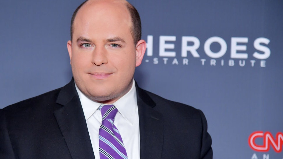 NEW YORK, NY - DECEMBER 09: Brian Stelter attends the 12th Annual CNN Heroes: An All-Star Tribute at American Museum of Natural History on December 9, 2018 in New York City. (Photo by Michael Loccisano/Getty Images for CNN )