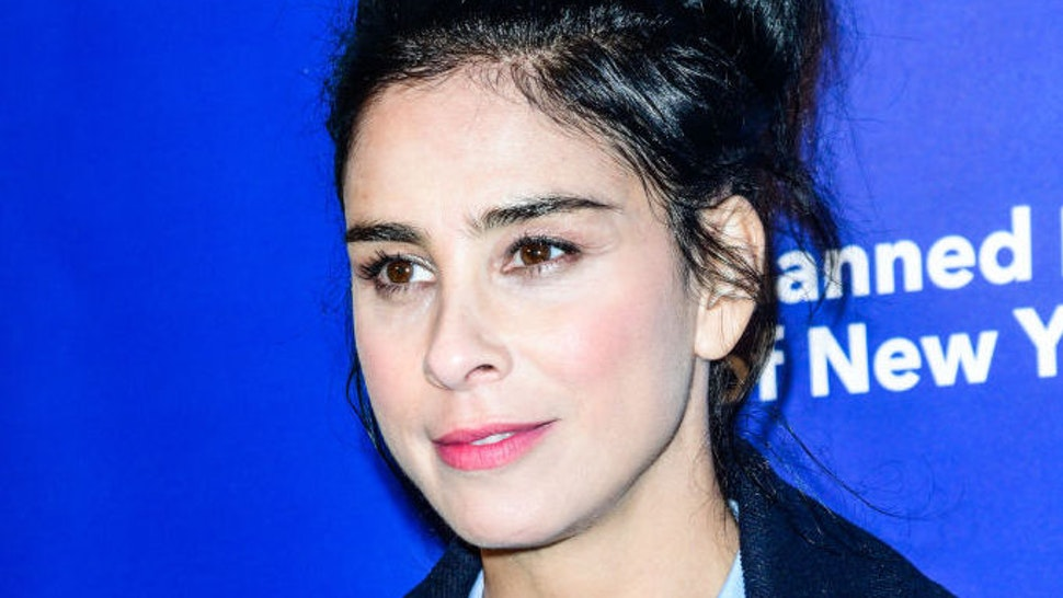 Sarah Silverman attends the Planned Parenthood Of NYC / Spring Into Action Gala 2019 at Center 415 on May 1, 2019 in New York City.