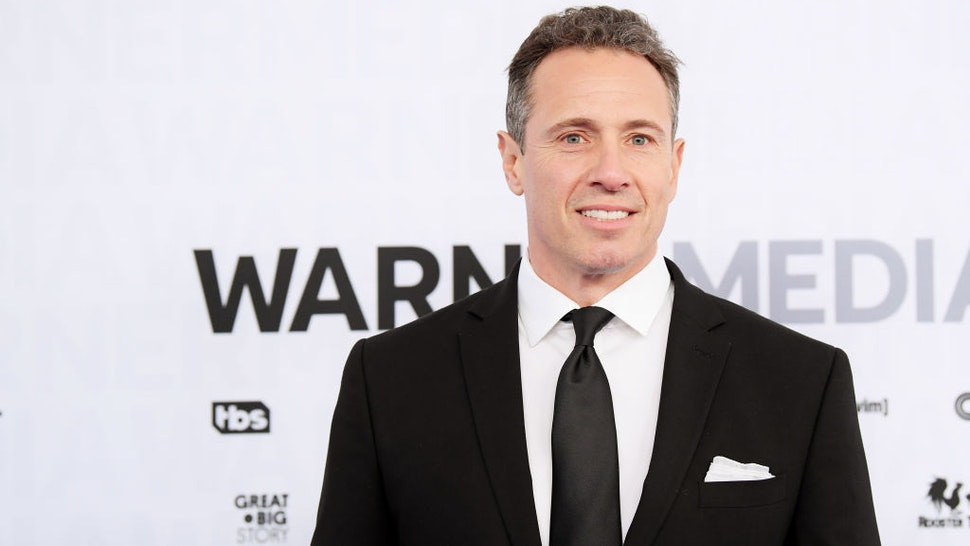 NEW YORK, NEW YORK - MAY 15: Chris Cuomo of CNN's Cuomo Prime Time attends the WarnerMedia Upfront 2019 arrivals on the red carpet at The Theater at Madison Square Garden on May 15, 2019 in New York City. 602140 (Photo by Dimitrios Kambouris/Getty Images for WarnerMedia)