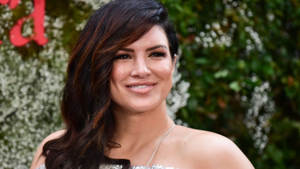 LOS ANGELES, CALIFORNIA - JUNE 11: Gina Carano attends the InStyle Max Mara Women in Film Celebration at Chateau Marmont on June 11, 2019 in Los Angeles, California. (Photo by Rodin Eckenroth/FilmMagic,)