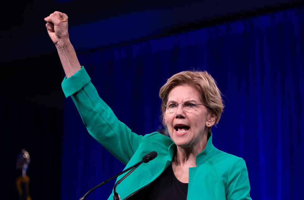 The Media Continues To Let Elizabeth Warren Repeat Her False Claim About Being Fired For Being Pregnant