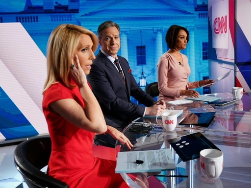 Can Partisanship And Profanity Save CNN From Its Ratings Collapse?