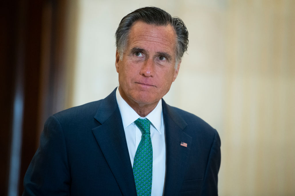 KNOWLES: With Republicans Like Liz Cheney And Mitt Romney, Who Needs Democrats?