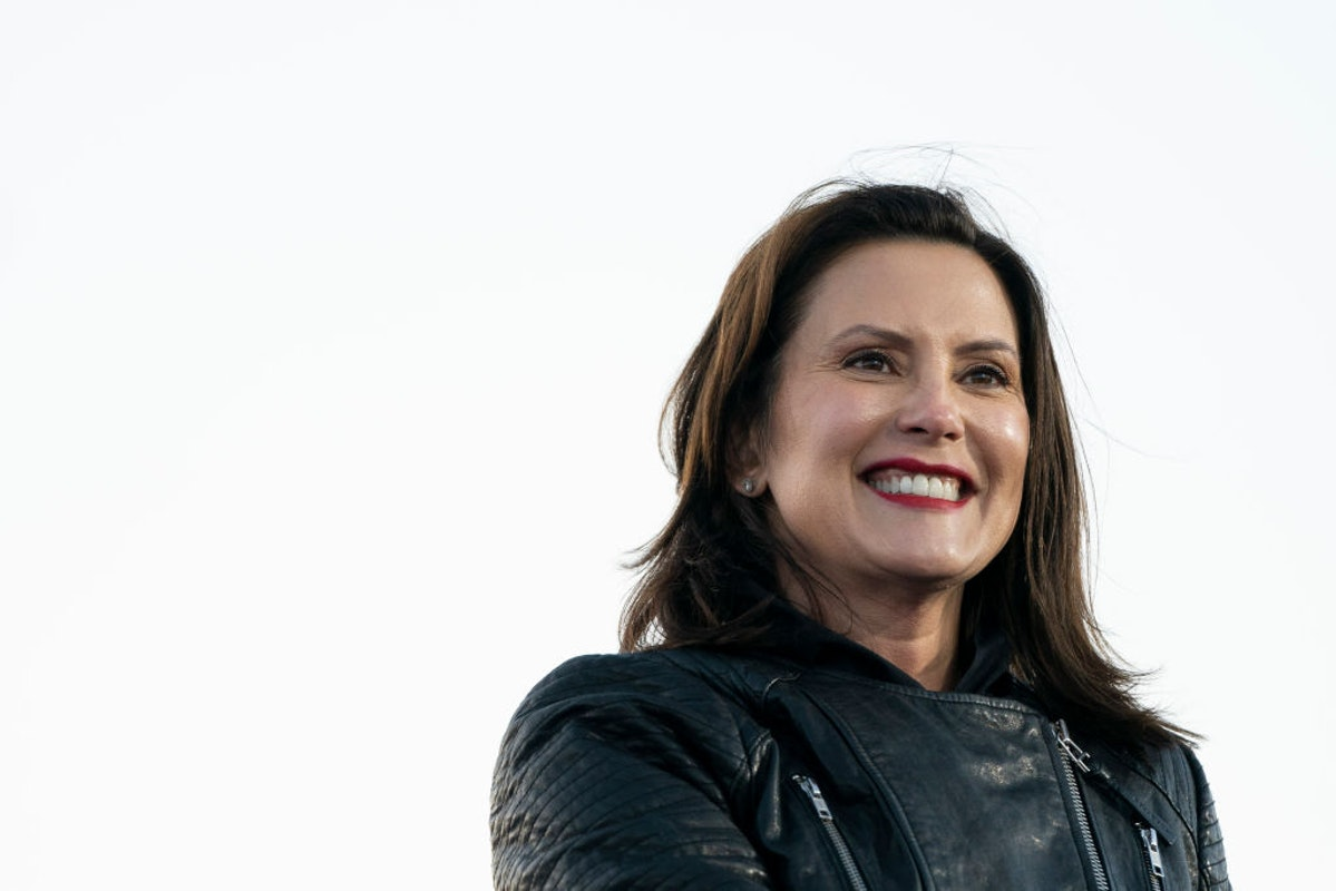 Gretchen Whitmer Orders Canadian Pipeline To Shut Down Amid Gas Shortage