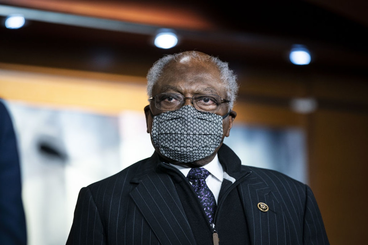 House Democratic Whip James Clyburn: Republicans Are 'Perpetrating' Cancel Culture, Showing 'Dishonor' To People Like Abraham Lincoln