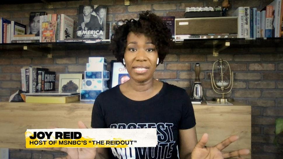 """""""Disinformation"""" Episode 110 -- Pictured: Joy Reid"""