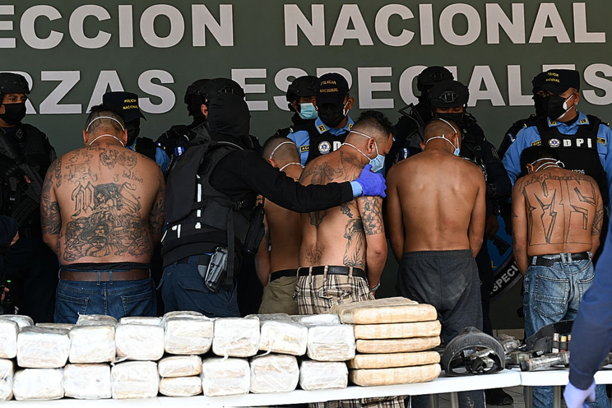 MS-13 Gang Members Using Migrant Caravans To Sneak Into U.S.: Report