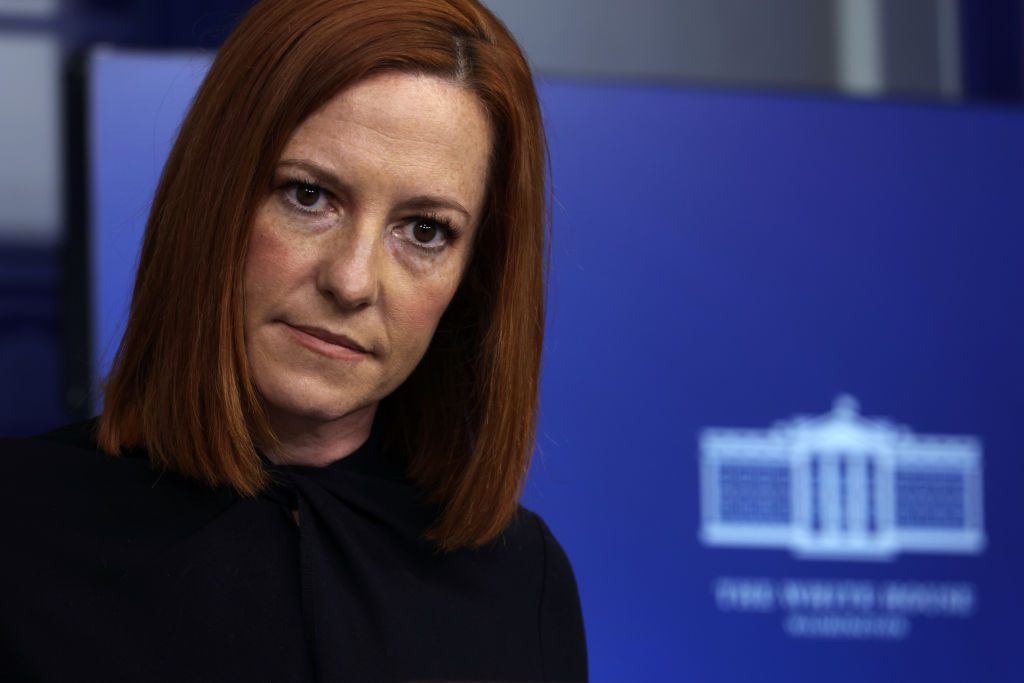 Psaki Attacks Trump, Claims 'Influx Of Migrants' Began Under Trump, 'Exacerbated' By 'Destructive And Chaotic Policies'