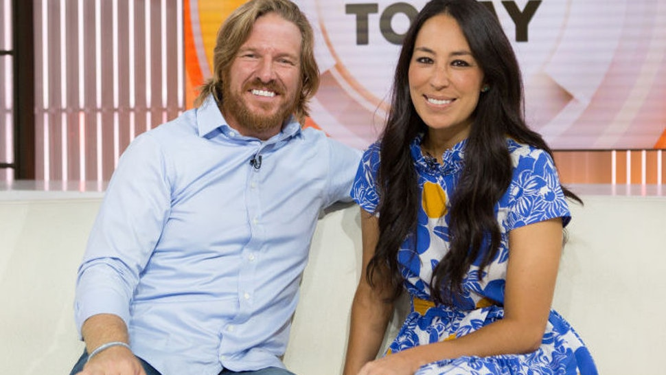 Chip and Joanna Gaines on Tuesday, July 18, 2017