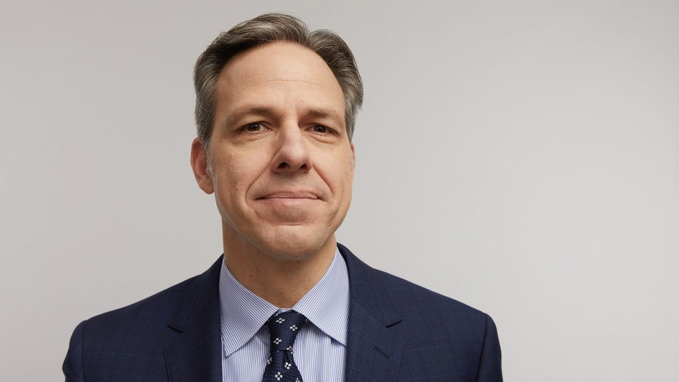 AUSTIN, TX - MARCH 09: Journalist Jake Tapper poses for a portrait in the Getty Images Portrait Studio Powered by Pizza Hut at the 2018 SXSW Film Festival on March 9, 2018 in Austin, Texas. (Photo by Corey Nickols/Contour for Pizza Hut)