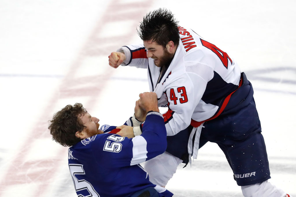 In Unprecedented Move, NHL Team Calls On League To Suspend Rival Player After Cheap Shot