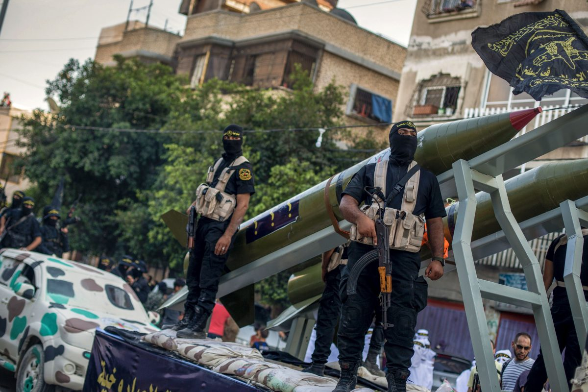 Palestinian Islamic Jihad Officials: Iran Is Giving Us The Rockets We Use To Attack Israel