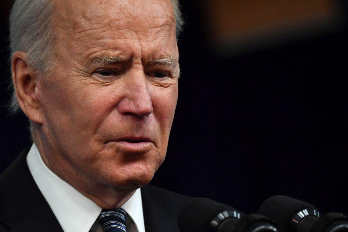 126 Ex-Generals, Admirals Warn About Biden: U.S. In 'Deep Peril,' Health A Concern, 7 Red Flags Emerging