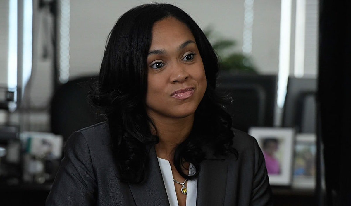Baltimore State's Attorney Asks Biden's FCC To Stop Fox News Affiliate's 'Racist' Reporting On Marilyn Mosby