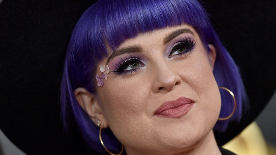LOS ANGELES, CALIFORNIA - JANUARY 26: Kelly Osbourne attends the 62nd Annual GRAMMY Awards at Staples Center on January 26, 2020 in Los Angeles, California.