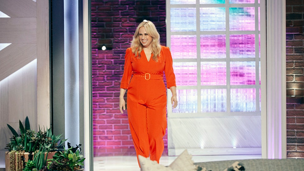 THE KELLY CLARKSON SHOW -- Episode 4101 -- Pictured: Rebel Wilson