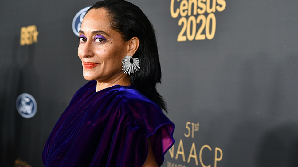PASADENA, CALIFORNIA - FEBRUARY 22: Tracee Ellis Ross attends the 51st NAACP Image Awards, Presented by BET, at Pasadena Civic Auditorium on February 22, 2020 in Pasadena, California.